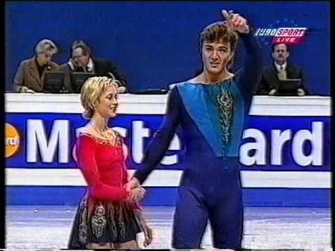 Elena Berezhnaya & Anton Sikharulidze RUS - 1999 World Championships SP