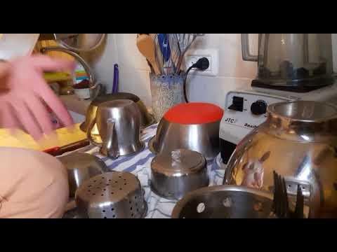 מדהים: אמן כלי ההקשה יוני שרון הפך את שטיפת הכלים לחוויה מוזיקאלית