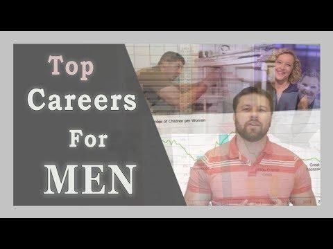 Best Careers For Men [Men's Top Careers Of The Future]