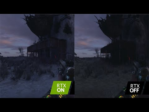 Metro Exodus and Real-Time Ray-Tracing - A Glimpse Into the
