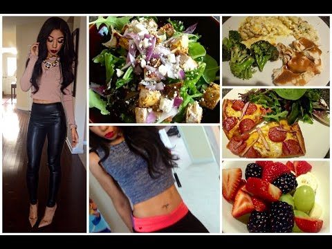 What I Ate to Lose 86 Pounds | My Weight Loss Food Diary