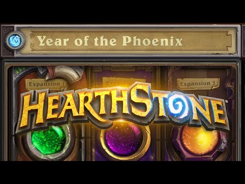 On Vous Dit TOUT Sur L'Année Du Phénix Pour Hearthstone