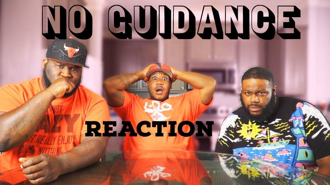 Download REACTION   No guidance   Chris Brown feat Drake   Kiira Harper Collab   Queen N Queen