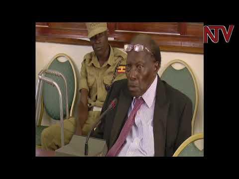 Akakiiko k'ebyamatteeka kagala kusisinkana Pulezidenti Museveni