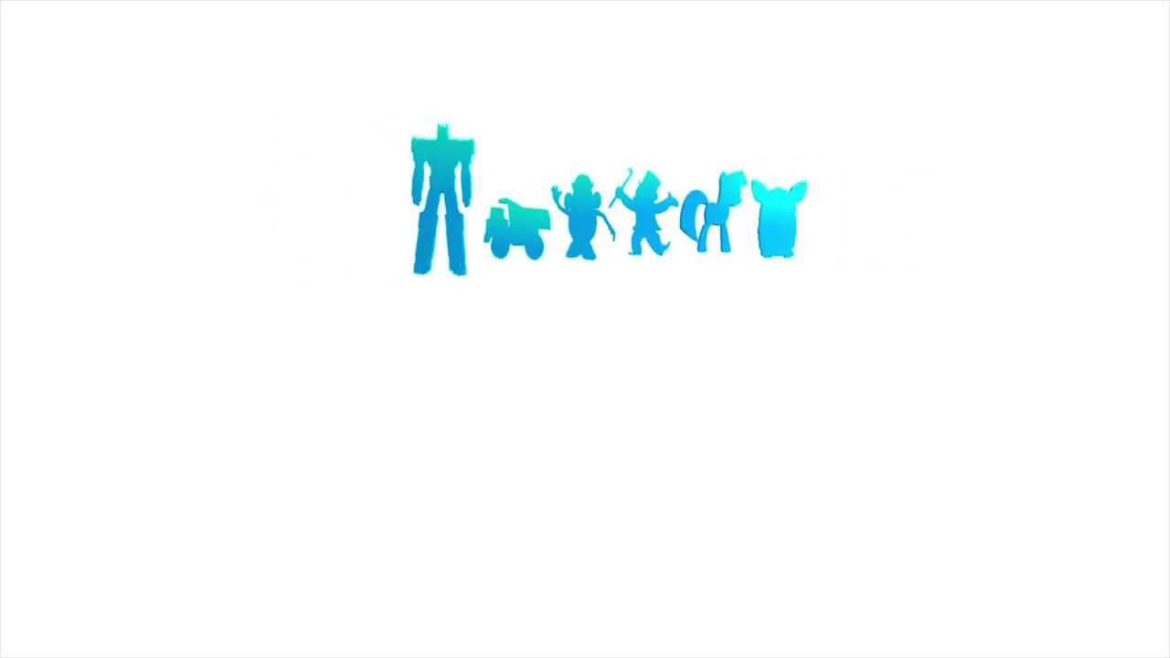 logo animation hasbro youtube