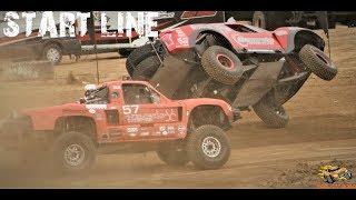 Baja 500 2019 Trophy Trucks Battles