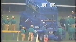 【平成の名勝負】 1989年毎日王冠 オグリキャップ イナリワン
