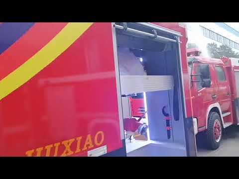 16tons Howo 10 Wheel Fire Engine 13000Liters Water ...