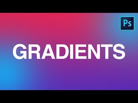 Learn How To Create & Use Gradients In Adobe Photoshop | Dansky