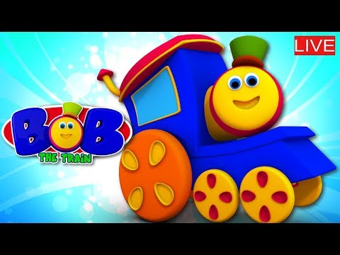 Bob The Train Nursery Rhymes For Children