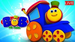 🔴 Bob The Train Nursery Rhymes For Children