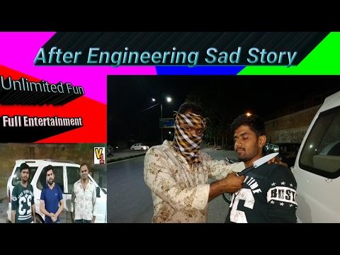 The sad story of 2 Engineers|funny Engineering video| funny engineering video2017