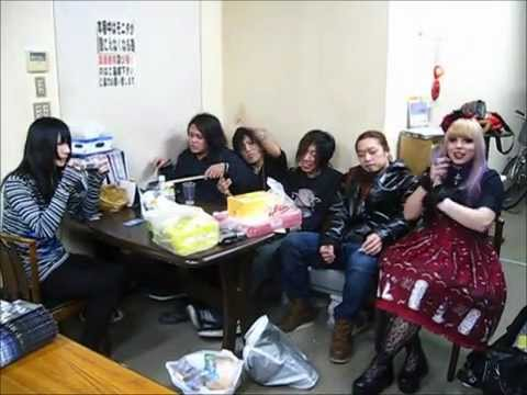 Babel Entertainment Presents: BLOOD STAIN CHILD Video Comment for NAKA-KON