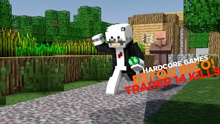HardCoreGames - Kit Trader - ESTOU RICO! (14 KILLS)