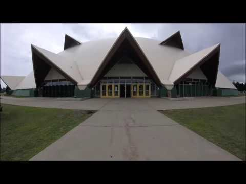Marquette MI ~ Jean Kays Pasties (Best in Town) & Superior Dome Tour