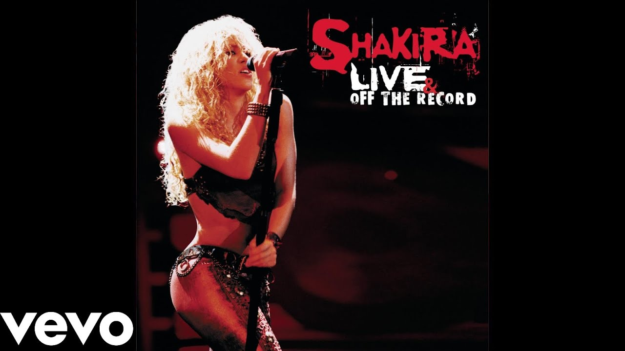 Download Shakira - Poem To A Horse (Live) (Live & Off The Record) (Audio)