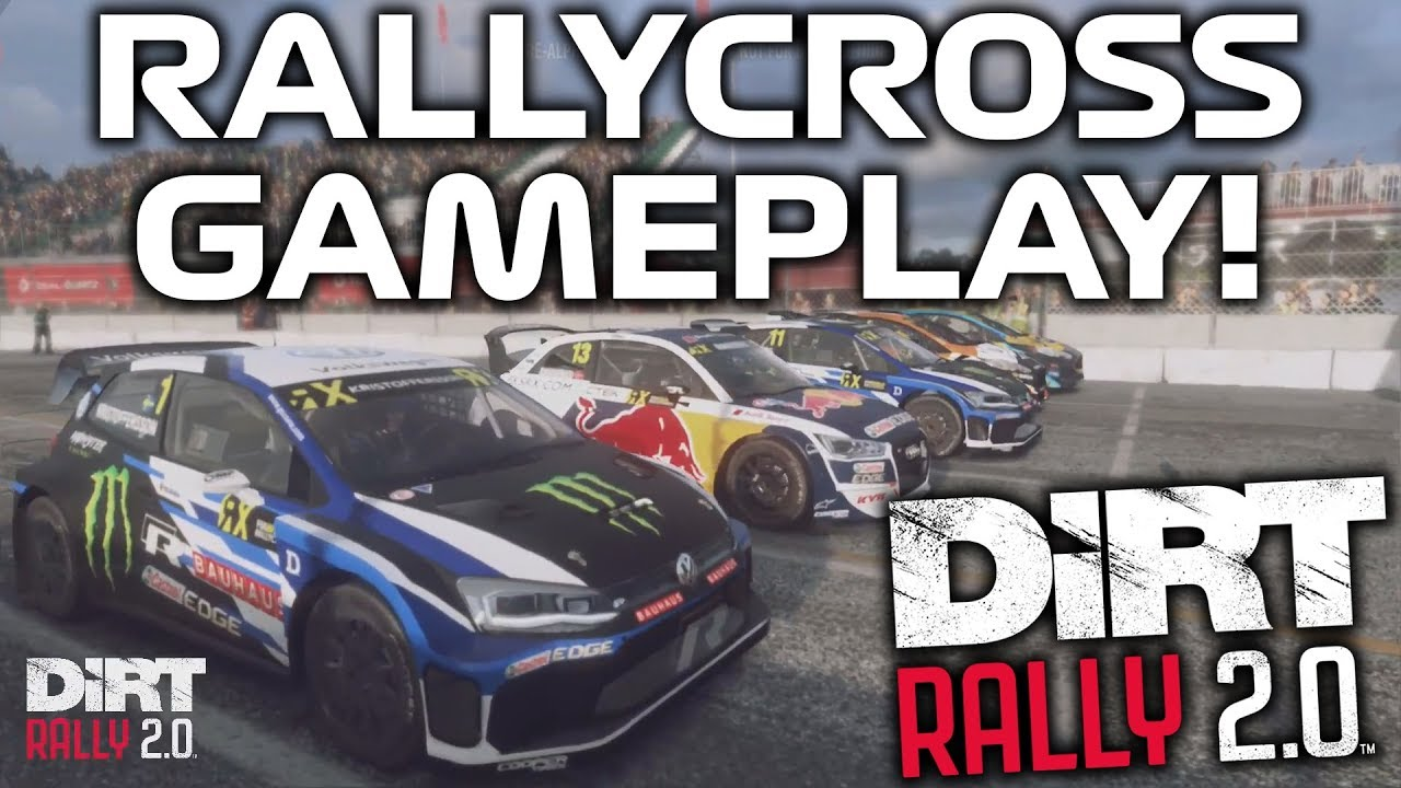 Volkswagen Trois Rivieres >> DiRT RALLY 2.0 RALLYCROSS GAMEPLAY AT TROIS-RIVIERES - YouTube