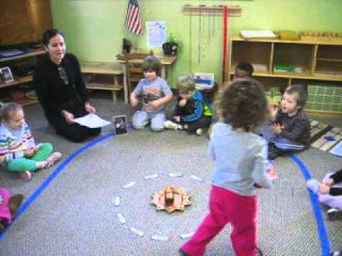 Birthday Song - Earth Goes Around Sun - Country Day Montessori