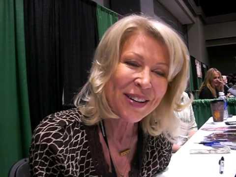 Danielle HarrisHorrorGal s Leslie Easterbrook