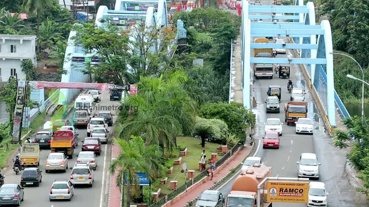 Download Kochi Metro Rail Limited Video- Script by Sanish Bhaskaran