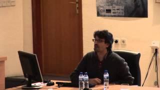 """Charla: """"Diseño gráfico con Software Libre"""" de Joaquín Herrera Goás"""