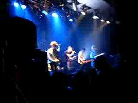 The Maccabees - All In Your Rows [Live at ULU 5/12/06]