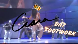 Footwork: A Lesson by Ciara with DJ Telly Tellz