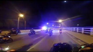 Motorcycles vs Police Chase Compilation Crazy Bike Riders on Street