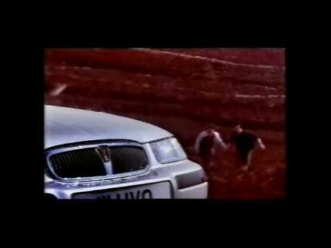 Rover 400 TV Commercial 1999