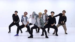 Baixar BTS 'DNA' mirrored Dance Practice