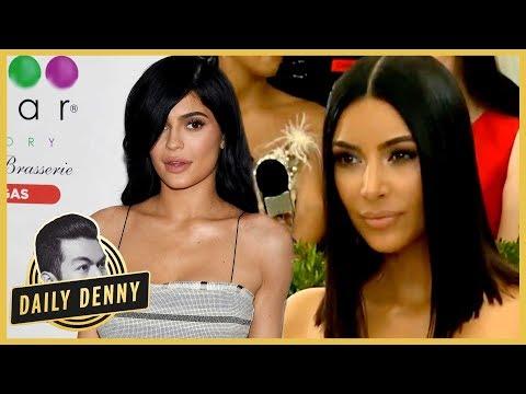 Kim Kardashian Breaks Her Silence on Kylie Jenner's Pregnancy | Daily Denny