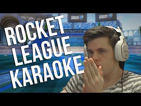 ROCKET LEAGUE KARAOKE • My 1v1 Journey • Episode 11
