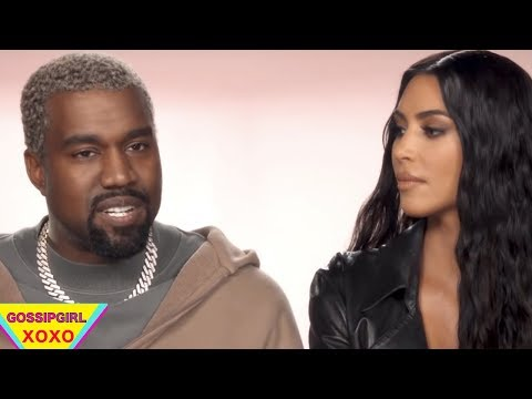 Kanye & Kim Kardashian FALL OUT, he tells her stop dressing like a THOT & act like a first lady