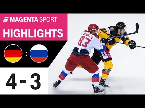 Deutschland - Russland | Deutschland Cup, 19/20 | MAGENTA SPORT