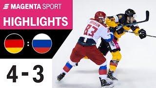 Deutschland   Russland | Deutschland Cup, 19/20 | Magenta Sport