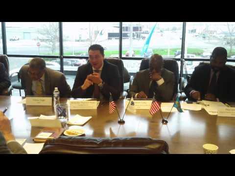 Angola Roundtable - World Trade Center Delaware