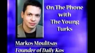 Daily Kos Founder Markos Moulitsas - The American Taliban