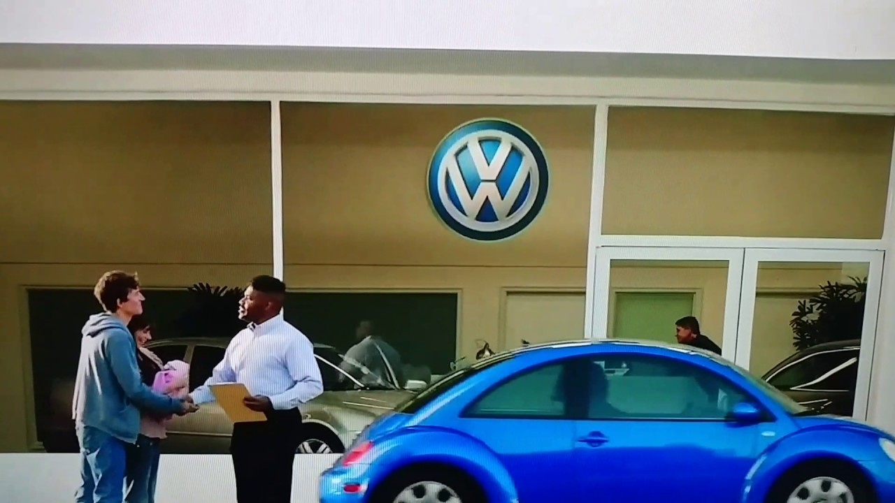 Volkswagen when is a car more than a car song