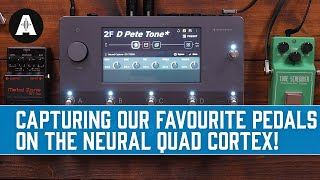 Capturing a BOSS Metal Zone on the Neural DSP Quad Cortex… Can you Hear the Difference?