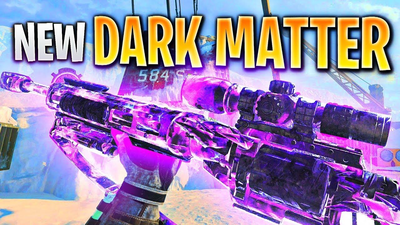 Dark matter camo
