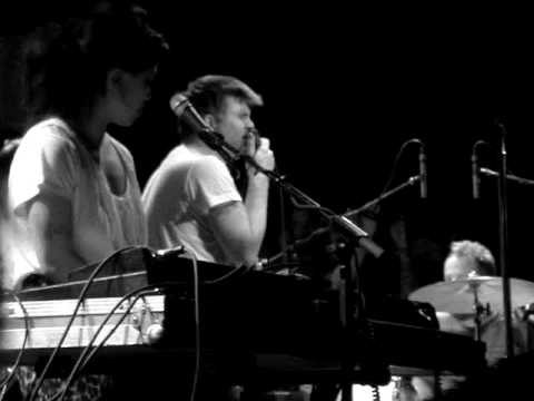 LCD Soundsystem playing 'Drunk Girls' at Music Hall of Williamsburg on 4.9.10