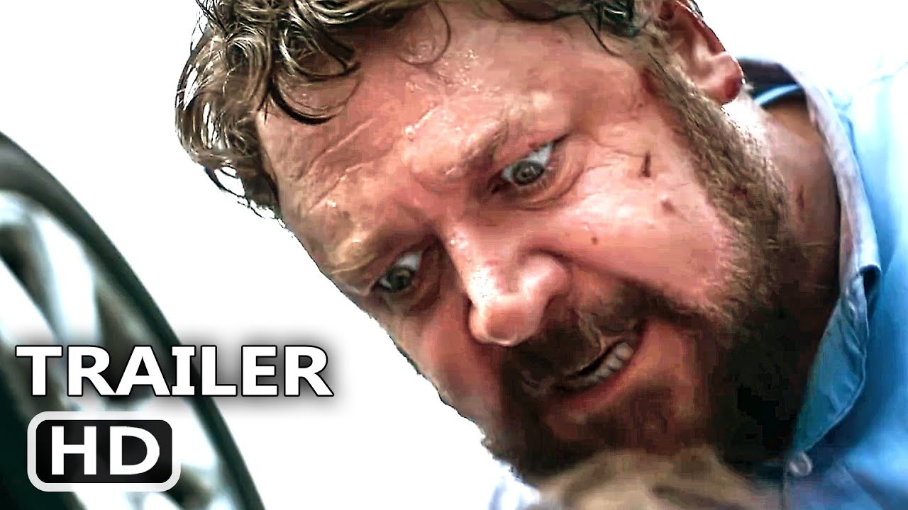 """Unhinged"" Official Trailer (2020) – Starring Russell Crowe 
