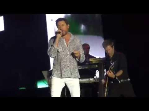 'Hungry Like the Wolf' (snippet) Duran Duran - 6 August, 2015