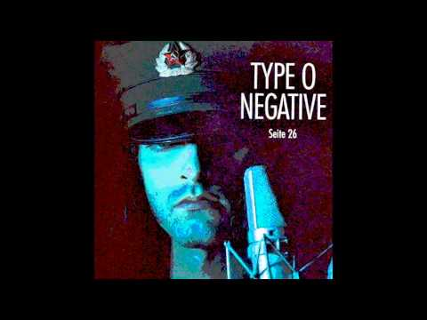 Type O Negative - Burnt Flowers Fallen