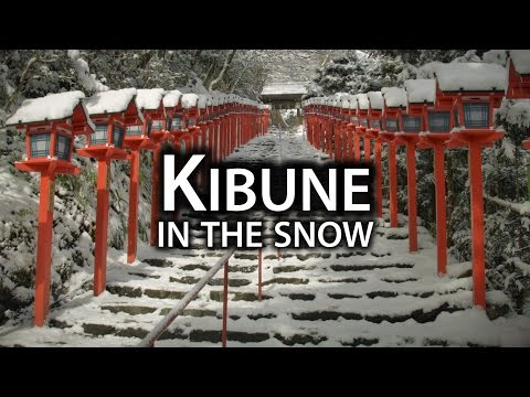 Beautiful Kyoto: Kibune in the Snow
