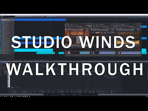 Repeat 8Dio Official Studio Sax Trio Walk-through by 8dioproductions