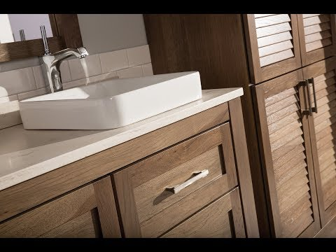 Bathroom Storage Solutions: Solving Sink Storage with Dura Supreme Cabinetry