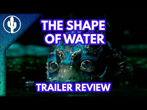 THE SHAPE OF WATER | TRAILER PARA MAIORES | TRAILER REVIEW