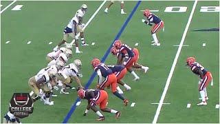 Georgia Tech Yellow Jackets vs. Syracuse Orange | 2020 College Football Highlights