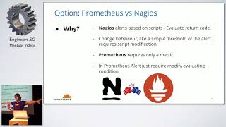 Monitoring as a Service (Scalability on Monitoring) - Singapore Prometheus Meetup